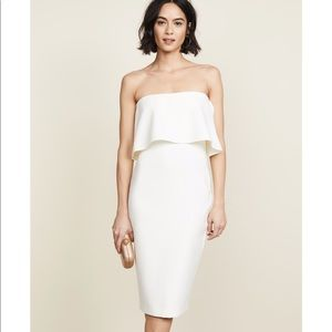 Likely Driggs Dress size 4 Ivory